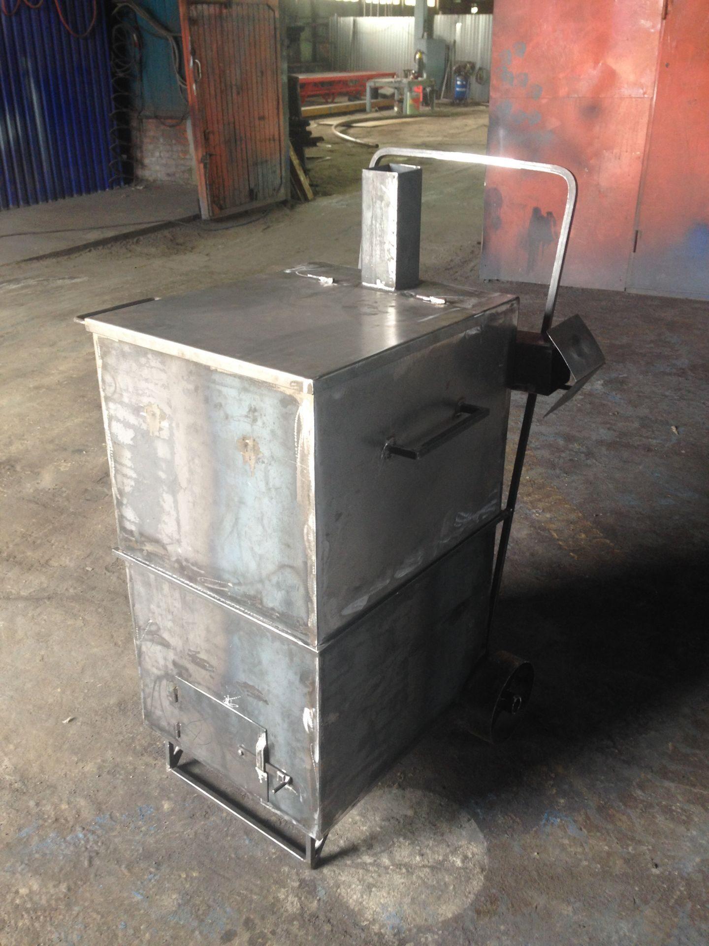 Печка из бочки для сжигания мусора своими руками для 20